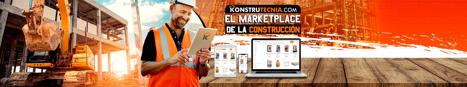 KONSTRUTECNIA.COM El Marketplace de la Construcción