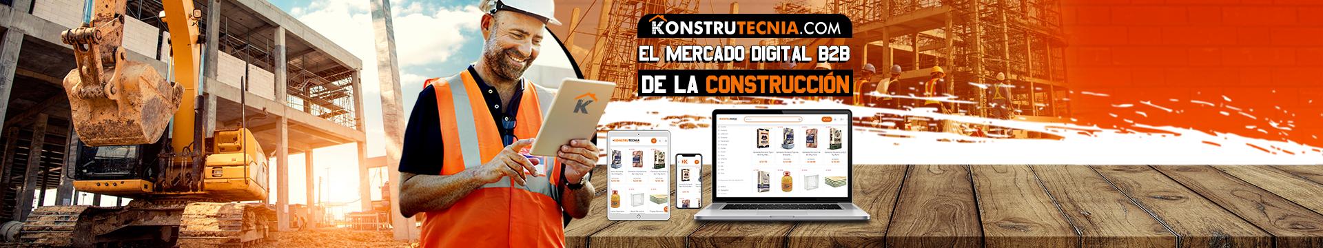 KONSTRUTECNIA.COM El Marketplace B2B de la Construcción
