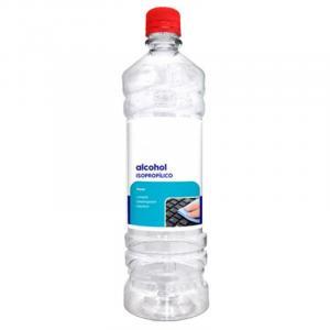 ALCOHOL ISOPROPILICO - 1LT X 12 UND