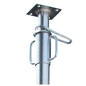 Puntales Galvanizados de 4 Metros - 1.8mm