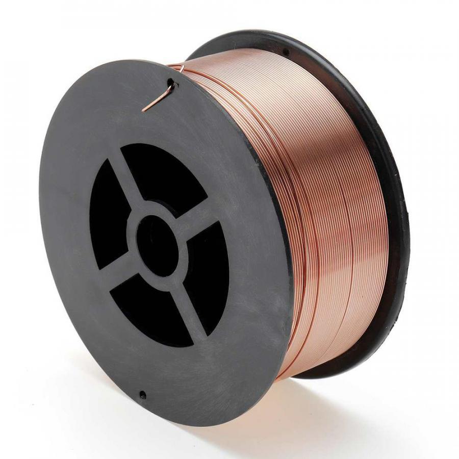 MARAGA MIG Alambre MIG / MAG Diámetro 0.80 mm 0.030 pulg. ER70S-6