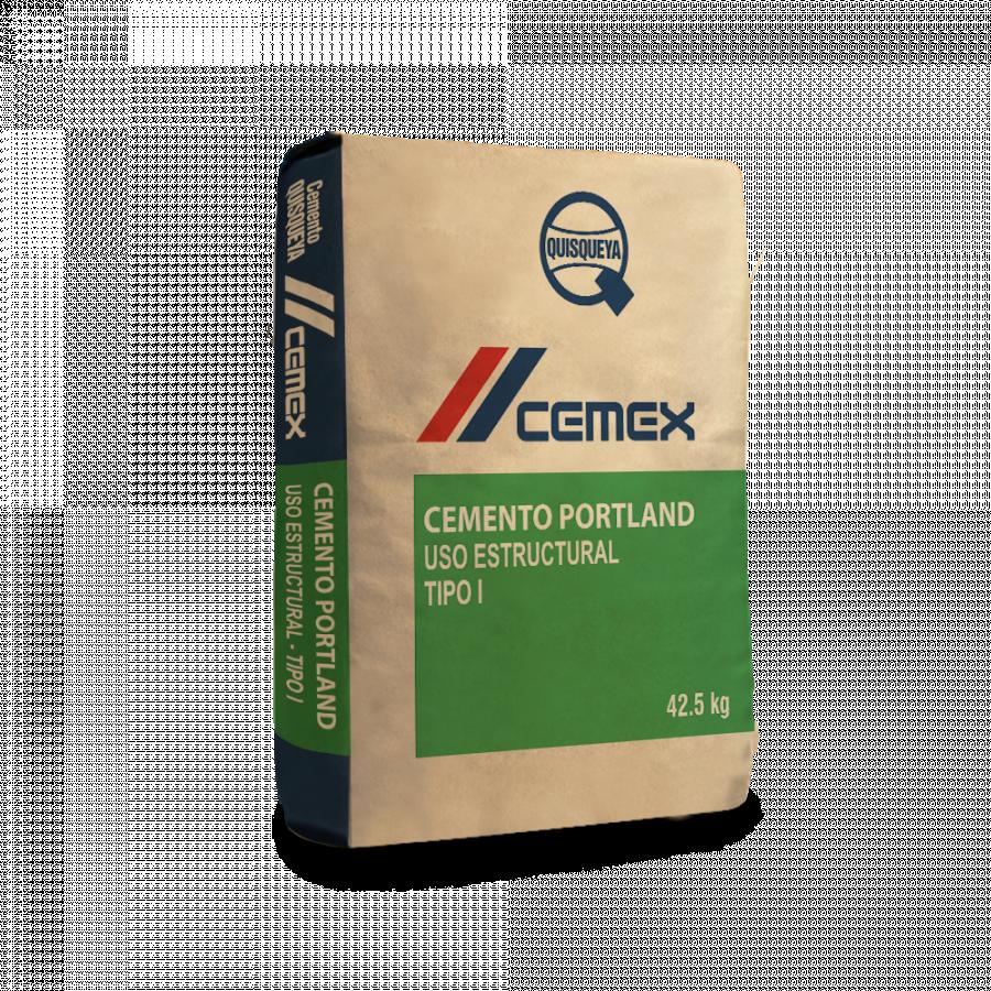 Cemento Cemex Quisqueya Uso Estructural Tipo I