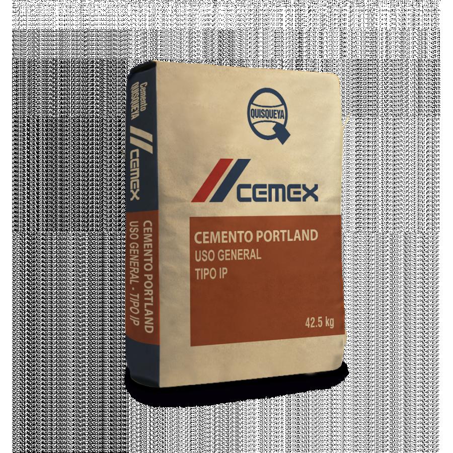 Cemento Cemex Quisqueya Uso General Tipo IP