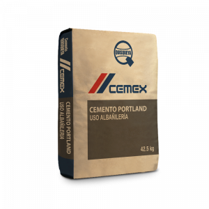 Cemento Cemex Quisqueya Uso Albañilería