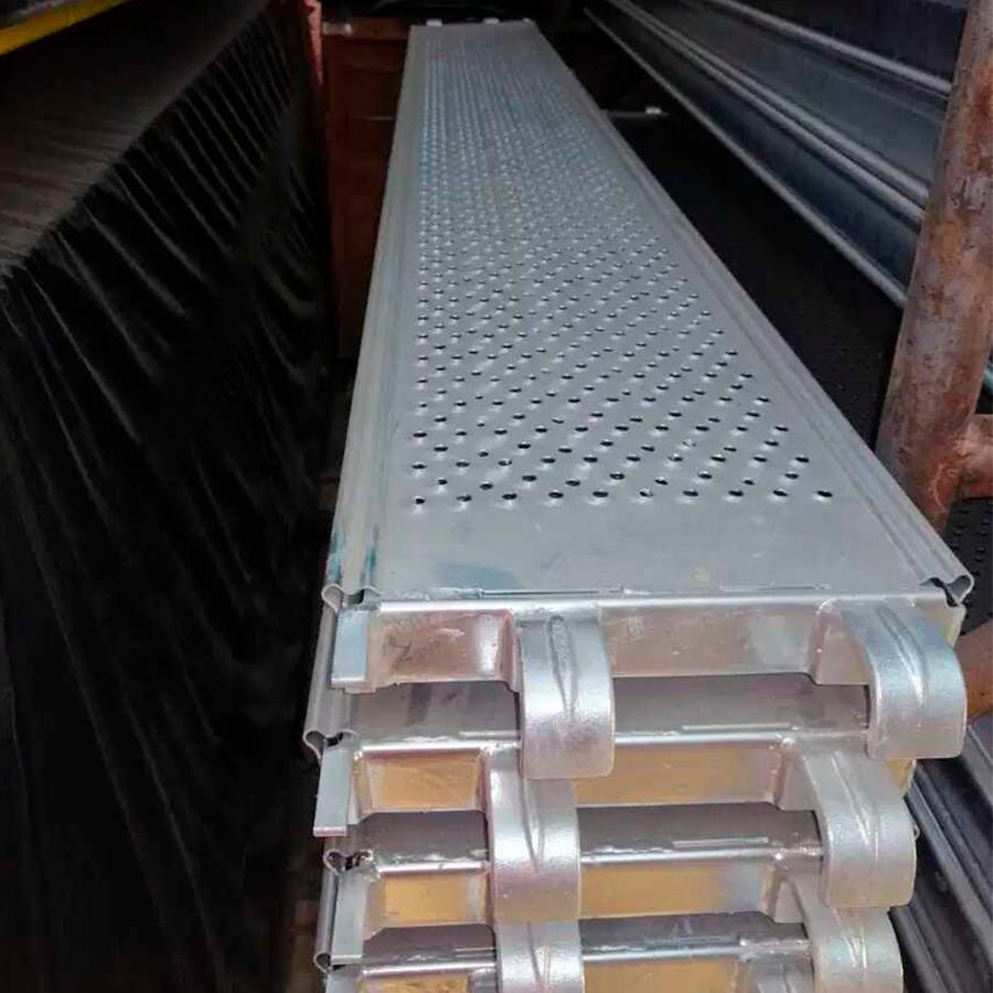Plataformas Metálicas para Andamios