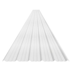 Techo Termoacústico Blanco o Rojo 1.13 x 3.6...
